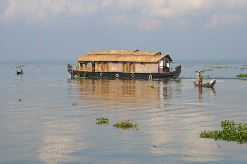Kerala Houseboats, India