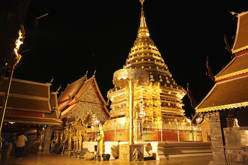 Doi Suthep Temple, Chiang Mai, Thailand