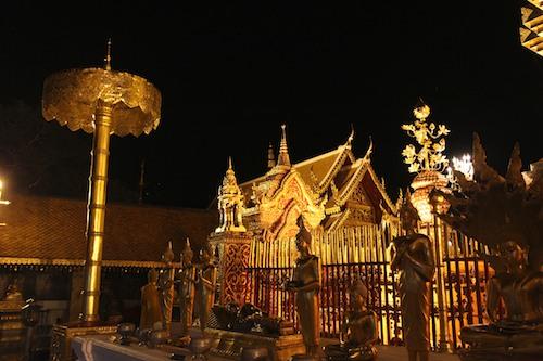 Doi Suthep Temple, Chiang Mai, Thailand