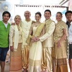 Thai ceremony of our Wedding World Tour