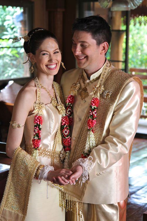 Thai Wedding of Our Wedding World Tour!