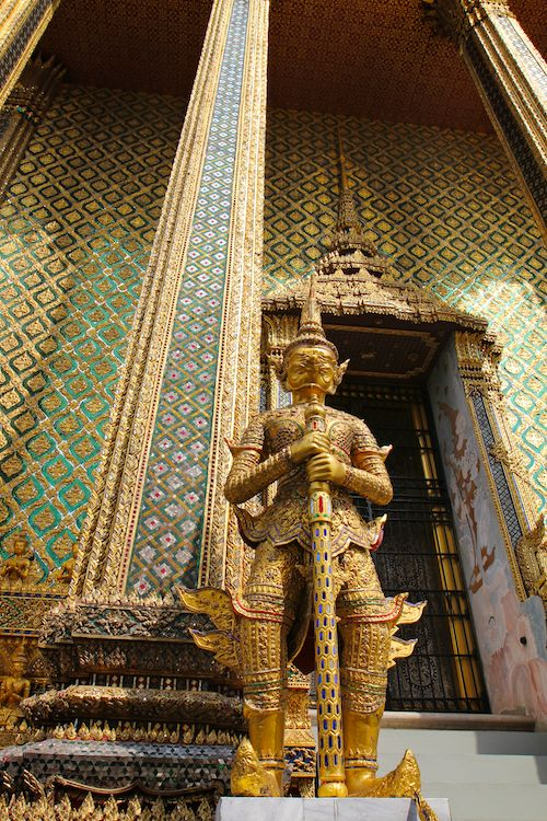Royal Palace in Bangkok, Thailand