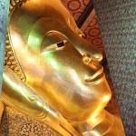 Reclining Buddha in Bangkok, Thailand