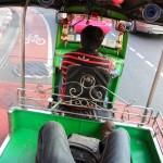 Tuk Tuk (tuktuk) in Bangkok, Thailand