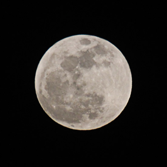May 5 2012 Supermoon moon at perigee