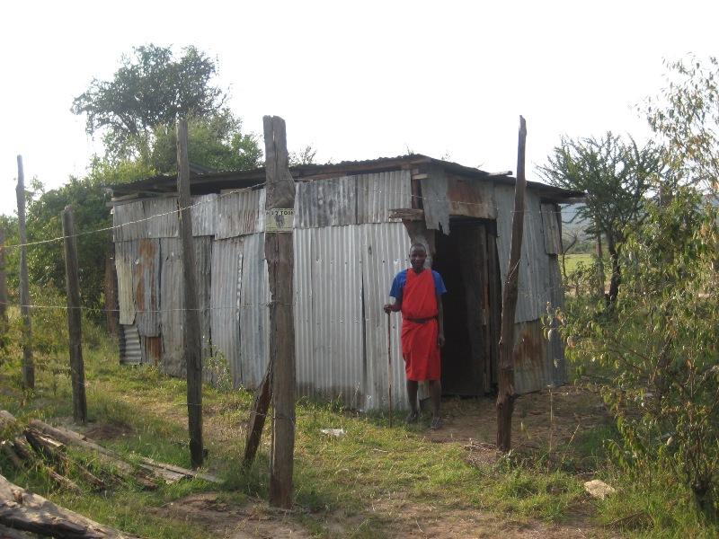Maasai at Leganishu Chicken Challenge